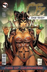 GRIMM FAIRY TALES OZ AGE OF DARKNESS ONE-SHOT COVER D