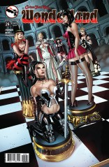 GRIMM FAIRY TALES WONDERLAND #24 COVER C