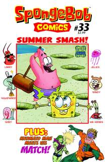 SPONGEBOB COMICS #33