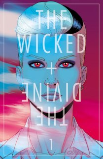 THE WICKED + THE DIVINE #1 COVER B