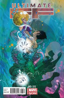 ULTIMATE FF #3 VARIANT