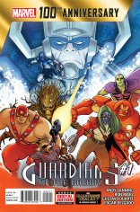 100TH ANNIVERSARY GUARDIANS OF THE GALAXY #1