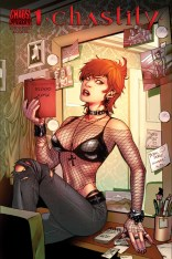 CHASTITY #1 LUPACCHINO COVER
