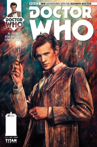 DOCTOR WHO 11TH DOCTOR #1