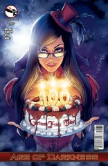 GRIMM FAIRY TALES #100 COVER G