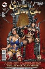 GRIMM FAIRY TALES GIANT SIZE 2014 COVER C