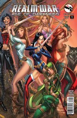 GRIMM FAIRY TALES REALM WAR AGE OF DARKNESS #1 COVER A
