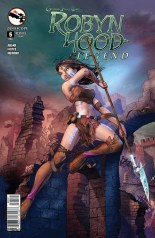 GRIMM FAIRY TALES ROBYN HOOD LEGEND #5 COVER C