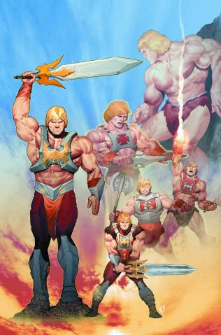 HE-MAN AND THE MASTERS OF THE UNIVERSE #15