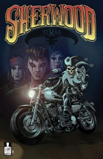 SHERWOOD TEXAS #1 COVER B