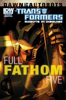TRANSFORMERS ROBOTS IN DISGUISE #31 SUB COVER