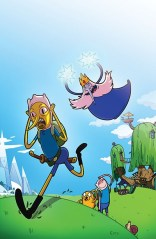 ADVENTURE TIME #31 COVER B