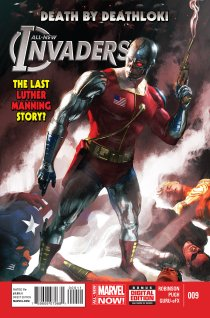 ALL-NEW INVADERS #9