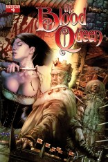 BLOOD QUEEN #4 ANACLETO COVER