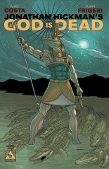 GOD IS DEAD #19 ICONIC COVER