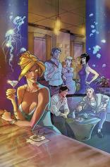 GRIMM FAIRY TALES ROBYN HOOD #1 COVER C