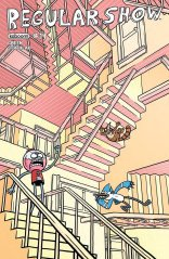 REGULAR SHOW #14 COVER A