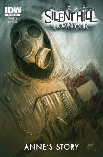 SILENT HILL DOWNPOUR ANNE'S STORY #1 SUB COVER