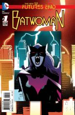 BATWOMAN FUTURES END #1 STANDARD COVER