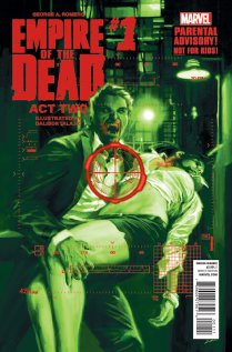 EMPIRE OF THE DEAD ACT TWO #1