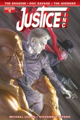 JUSTICE INC. #2 ROSS COVER
