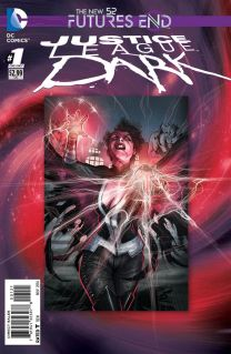JUSTICE LEAGUE DARK FUTURES END #1 STANDARD COVER