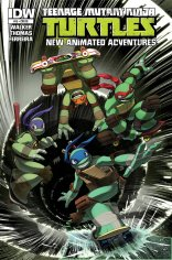 TMNT NEW ANIMATED ADVENTURES#15