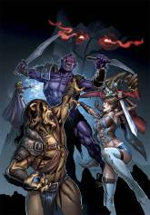GRIMM FAIRY TALES WARLORD OF OZ #6 COVER C