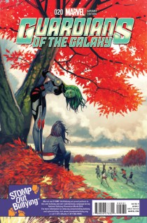 GUARDIANS OF THE GALAXY #20 VARIANT B