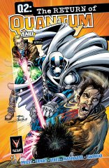 Q2 THE RETURN OF QUANTUM AND WOODY #1 VARIANT A