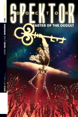 DOCTOR SPEKTOR MASTER OF THE OCCULT #4 HESTER COVER