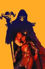 HE MAN AND THE MASTERS OF THE UNIVERSE #19