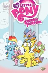 MY LITTLE PONY FRIENDS FOREVER #11 SUB COVER