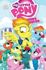 MY LITTLE PONY FRIENDS FOREVER #11