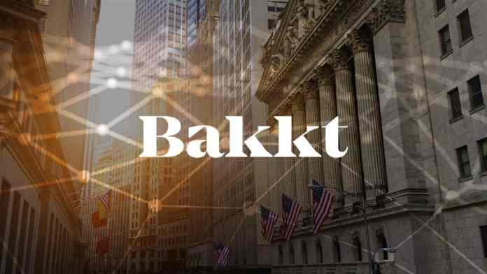 Bakkt holds a Series B funding round, raises over $300m