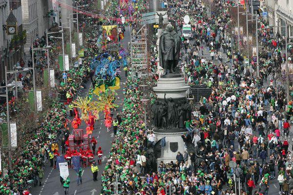 San Patrizio Dublino