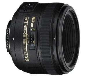 Nikon 50mm f 1.4 G
