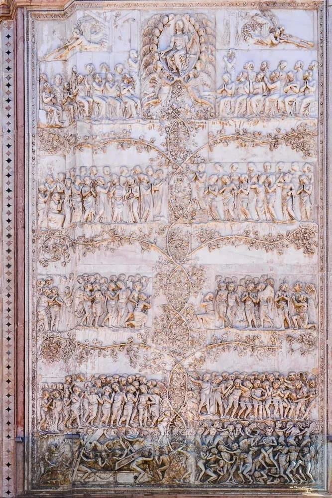 Facciata Duomo di Orvieto