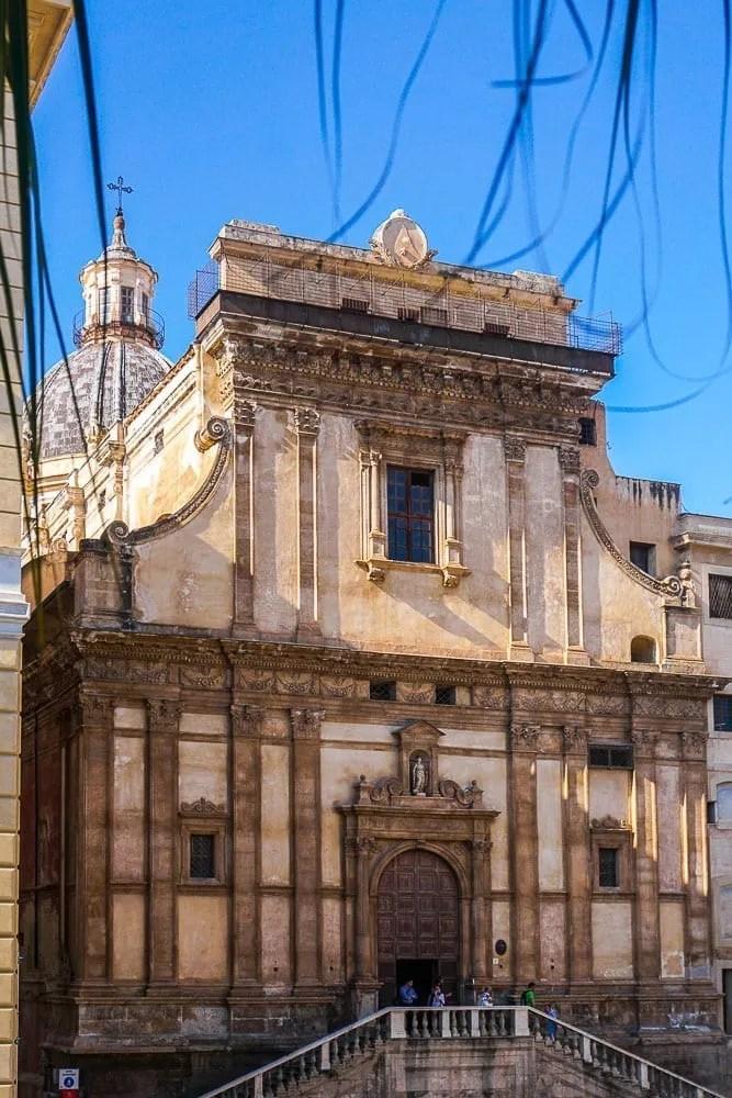 Chiesa Santa Caterina d'Alessandria Palermo