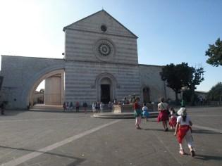 Assisi, Chiesa di Santa Chiara