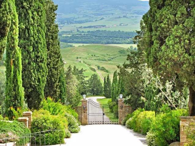 Just Checked Out: Castello Banfi Il Borgo, Montalcino