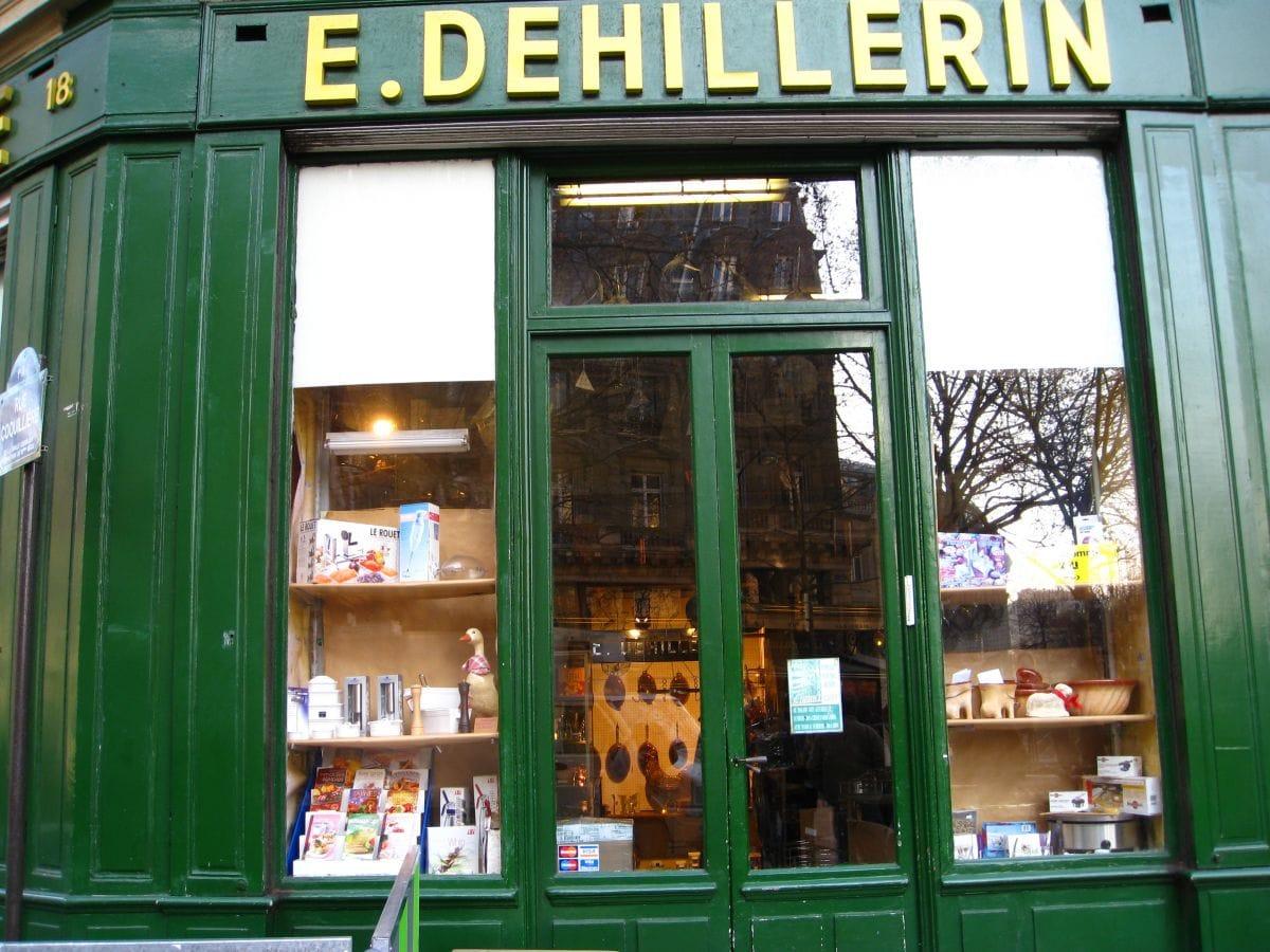 Random Places: E. Dehillerin