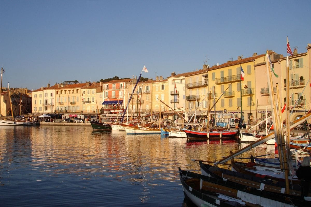 Do you know the way to St. Tropez?