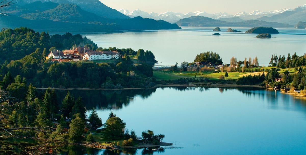 Postcard from Llao Llao Resort, Bariloche Argentina
