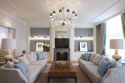 Brentano Suite Living Room