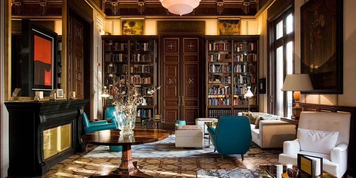 Inside look cotton house hotel barcelona inviato travel for Home design agency barcelona