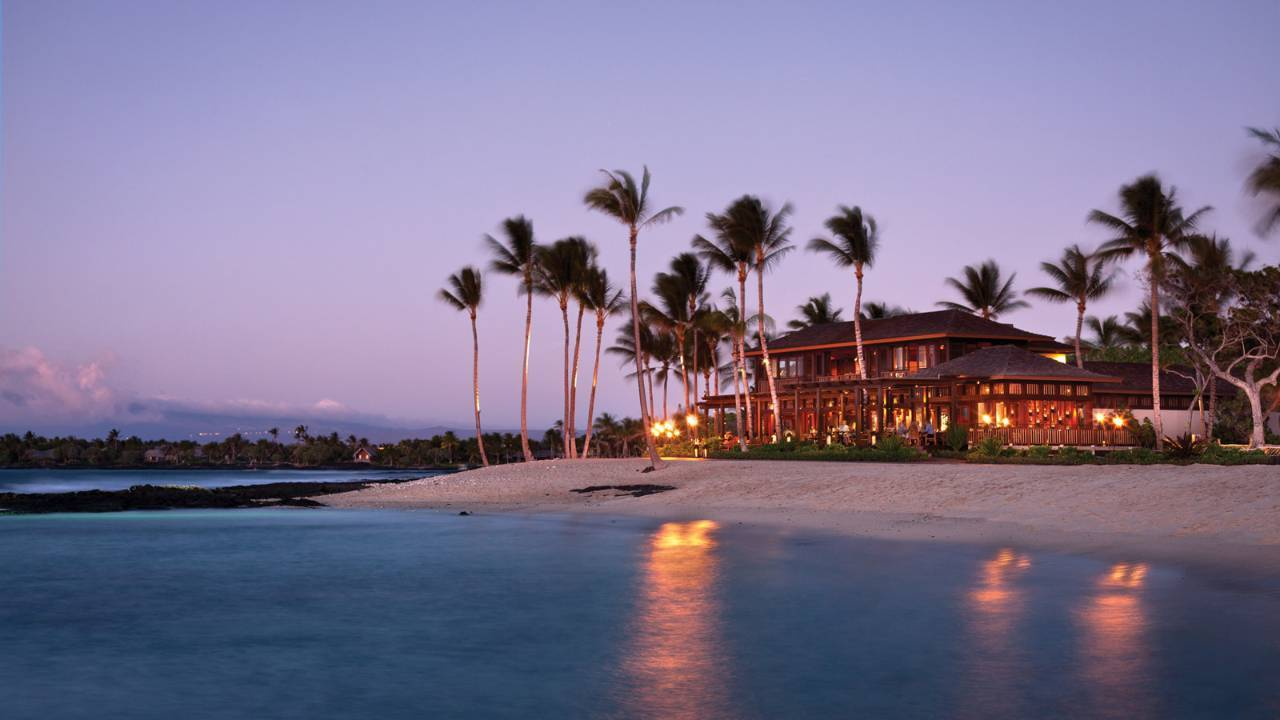 Ten (and a half) Reasons Why I Love The Four Seasons Hualalai