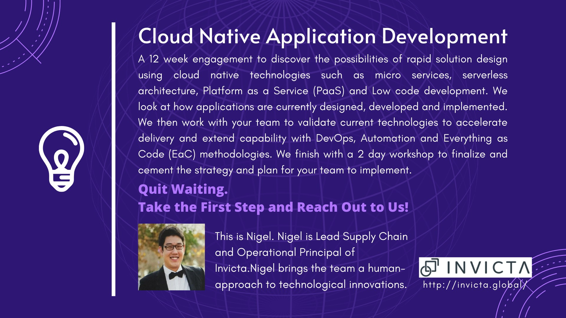 Innovation - Cloud Development