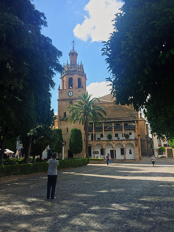 Santa María la Mayor, que ver en Ronda en un día
