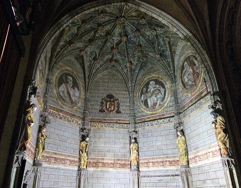 Pórtico de la Luz Santa María de Vitoria